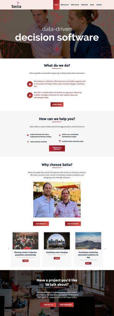 Seita Home Page